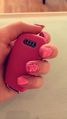 Pink-Audi
