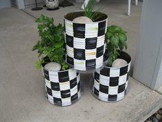 Pandora's Box: A MacKenzie-Childs Knockoff Herb Garden