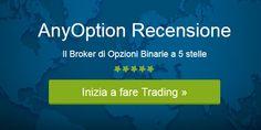Anyoption - Il primo broker con il rimborso sulle perdite