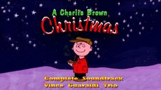 I love to raise my vibe with Christmas music.  This is one of my favs. A Charlie Brown Christmas [Complete Soundtrack] - Vince Guaraldi Trio