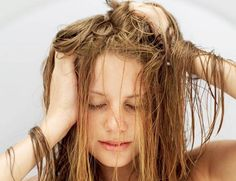 Learn how to wash oil out of hair with our natural hair care recipes. Try out our homemade shampoos and rinses to eliminate the oil from hair