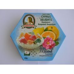 #Amalia Mixed #Delights #Loukoumi 330g - #Food From #Cyprus