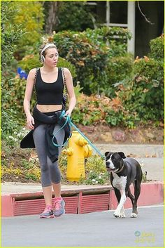 Miley Cyrus was spotted in her #MonsterDiamondTears! New, limited edition color #MonsterDiamondz coming soon. (Photo credit: Just Jared Jr)
