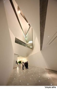 Herta and Paul Amir Building - Tel Aviv Museum of Art
