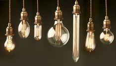 Reproduction Vintage Edison Light Bulbs