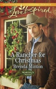 A Rancher for Christmas by Brenda Minton   http://www.faithfulreads.com/2015/02/saturdays-christian-kindle-books-early_28.html
