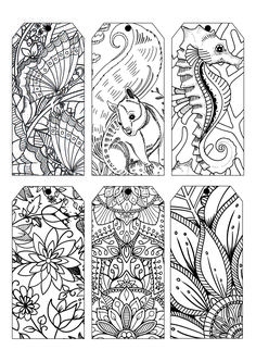 12 Best Bookmarks images | Bookmarks, Free printable bookmarks ...