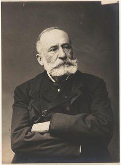 """""""Puvis de Chavannes"""" de Pierre Lanith Petit (1831-1909). Paris, musée d'Orsay - Photo (C) RMN-Grand Palais (musée d'Orsay) / Hervé Lewandowski"""
