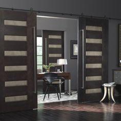 Wooden Doors - Modern Door Collection / Trustile