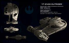 YT-2400 Outrider ortho [updated] by unusualsuspex.deviantart.com on @deviantART