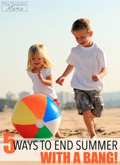 Summer educational activities for kids! Take learning outside with 100 summer learning activities, sorted by skill and activity type. These ideas will fight summer slide with FUN! Summer Fun For Kids, Summer Activities For Kids, Happy Summer, Educational Activities For Kids, Fun Learning, Outdoor Learning, Outdoor Activities, Preschool At Home, Preschool Ideas