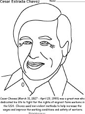 Worksheets Cesar Chavez Worksheet 1000 images about cesar chavez on pinterest timeline
