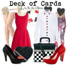 {Alice in Wonderland}: Deck of Cards - The Joy of Disney