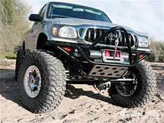 2001 Toyota Tacoma Solid Axle Swap