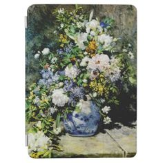 Vase of Flowers iPad Air Cover - floral gifts flower flowers gift ideas