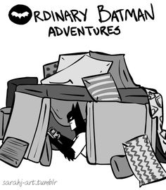 ordinary Batman adventures
