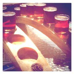 Flights @ Fort Collins Brewery