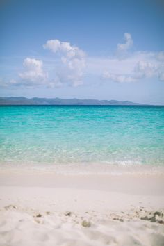 Pristine beaches at Caneel Bay Resort: http://www.caneelbay.com/default.html