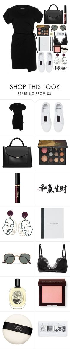 """🏴"" by fashioneex ❤ liked on Polyvore featuring Isabel Marant, Pierre Hardy, MANGO, Sephora Collection, tarte, Design Letters, Ray-Ban, Dolce&Gabbana, Diptyque and Laura Mercier"