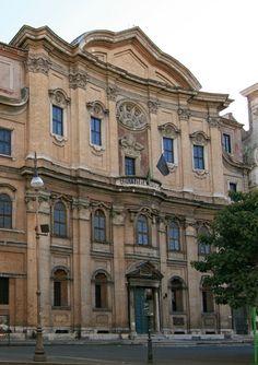 Oratorio dei Filippini, Roma
