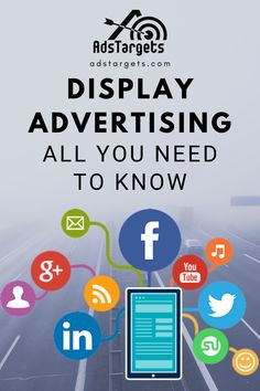 This post discusses most of the things you need to know about display advertising, how it works, how you can benefit from it and how to design great display ad campaigns to grow your online businesses. Please take some time and read this post carefully till the end and you will have a reason to say thank you 🙂  #Display #DisplayAdvertising #Advertising #OnlineAdvertising #DigitalAdvertising #Marketing #DigitalMarketing #OnlineMarketing