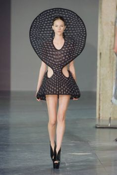 IRIS VAN HERPEN FALL 2014 READY-TO-WEAR COLLECTION