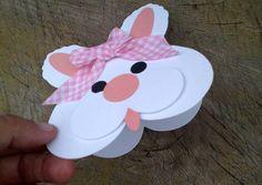 Easter Card  Convite Cartão para festa temática da Páscoa