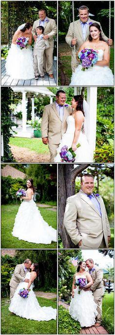 Outer Banks Wedding at White Doe Inn in Manteo