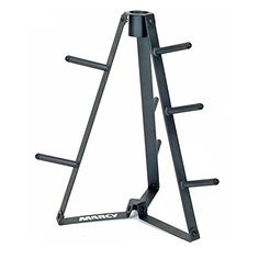 Assembled product dimensions: 27.95L x 27.95W x 32H inches Keeps weight plates organized for efficient use Accommodates all 1-inch standard plates