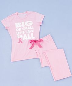"""""""Big or small let's save 'em all""""  #BCA Pajamas"""