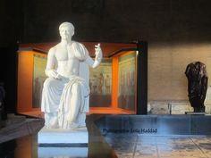 L'empereur Claude -Photo Leila Hadad