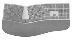 Microsoft Announced The Surface Ergonomic Keyboard For $129