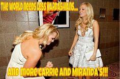 More Miranda Lambert & Carrie Underwood