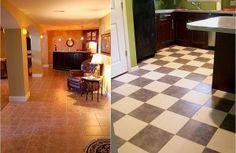 Ceramic Tile Kitchen Floors