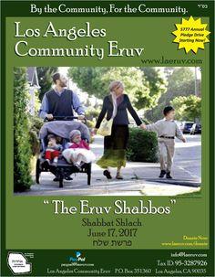 The Eruv Shabbos Dj, Community