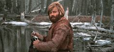 Smile and Nod. [Jeremiah Johnson 1972 Robert Redford HD Zoom in woods forest mountains winter yes approve fantastic good job bravo well done proud of you] Jeremiah Johnson, Robert Redford, Nights Lyrics, Enter Sandman, Forest Mountain, Play Pokemon, Husky Puppy, Foo Fighters, Humor