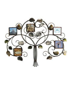 Love this Tree Five-Photo Collage Frame on #zulily! #zulilyfinds