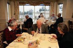A senior citizen center director organizes recreational activities for seniors.