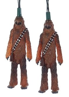 Chewbacca Christmas Light Set #Starwars
