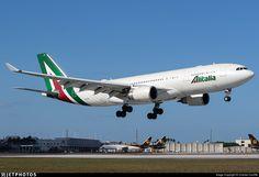Photo of EI-EJG - Airbus A330-202 - Alitalia
