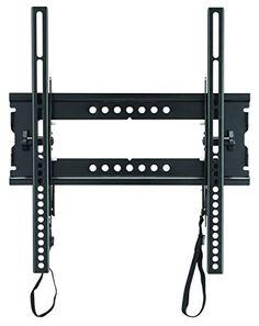 Sanus Tilt TV Wall Mount for 32″-47″ LED, LCD and Plasma Flat Screen TVs and Monitors – MMT16B-B1