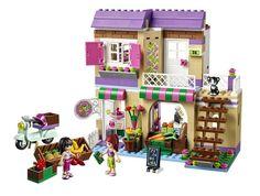 Super Market Building Blocks Set