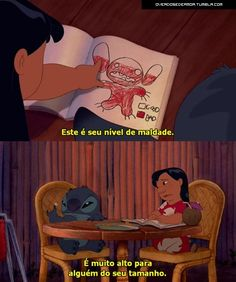 Lilo e Stitch Movie Quotes, Funny Quotes, Funny Memes, Humor Quotes, Jokes, Disney Songs, Disney Pixar, Little Bit, A Silent Voice