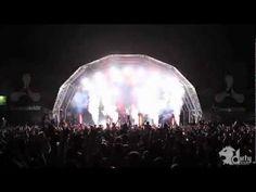 Dirty South - Creamfields Australia 2012
