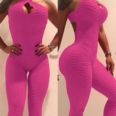 2018 New Sexy Full Bandage Sporting Bodysuit Sexy Sleeveless Solid White Bodysuit Backless Fitness Women Jumpsuit Long Sleeve Playsuit, Long Romper, Rompers Women, Jumpsuits For Women, Long Jumpsuits, Up Fitness, Fitness Apparel, Fitness Women, Fitness Sport
