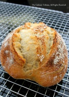 Garlic Black Pepper Bread