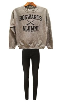 """""""Untitled #5"""" by nerdtrendyshirt ❤ liked on Polyvore featuring J Brand and chrismas"""