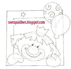 Οι ιδέες και οι δημιουργίες μας!!!: Μερικές ακόμα υπέροχες ιδέες Foam Crafts, Paper Crafts, Clown Crafts, General Crafts, Art Plastique, Clowns, Free Crochet, Crafts For Kids, Preschool