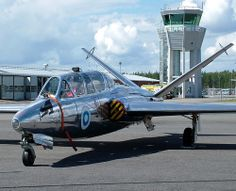 Finnish air force vintage jet trainer, the French Fouga Magister. Military Jets, Military Aircraft, Finnish Air Force, Navy Air Force, Aircraft Parts, Jet Plane, Aeroplanes, Luftwaffe, Fighter Jets