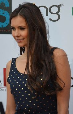 nina dobrev leaving vampire diaries - Google Search